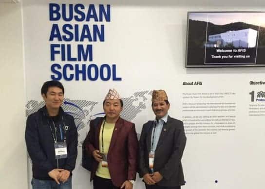 बुसान अन्तराष्ट्रिय फिल्म सभामा नेपाली फिल्मको चर्चा