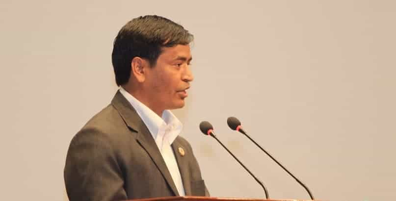 संसदमा महाअभियोग बहस : माओवादी केन्द्रका सांसद शाहीद्धारा ९ कारण पेश
