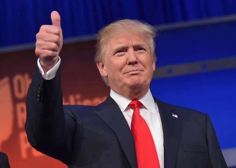 अमेरिकी राष्ट्रपतिमा डोनाल्ड ट्रम्प विजयी