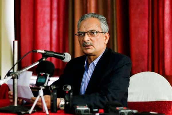 नेपालले भारतसँग विशेष सम्बन्ध राखेर अघि बढ्नु पर्छ :-नयाँ शक्ति संयोजक भट्टराई