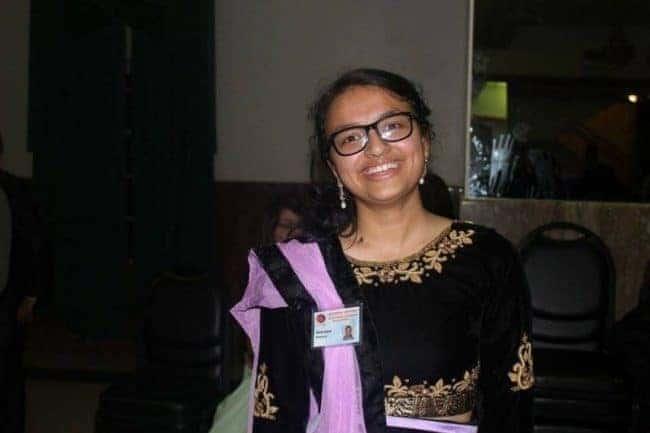 नेपाली समाज टेक्सास द्वारा स्वर्गिय निशा अधिकारी प्रती सहयोगका लागी धन्यबाद ज्ञापन