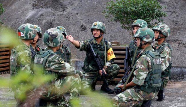 चिनियाँ र भारतीय सैनिकबीच सीमा क्षेत्रमा हानाहान