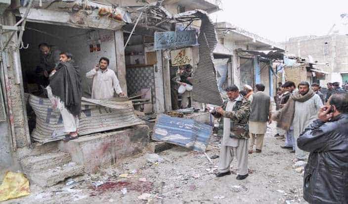 आतंकवादी हमलामा २३ नागरिक मारिए।