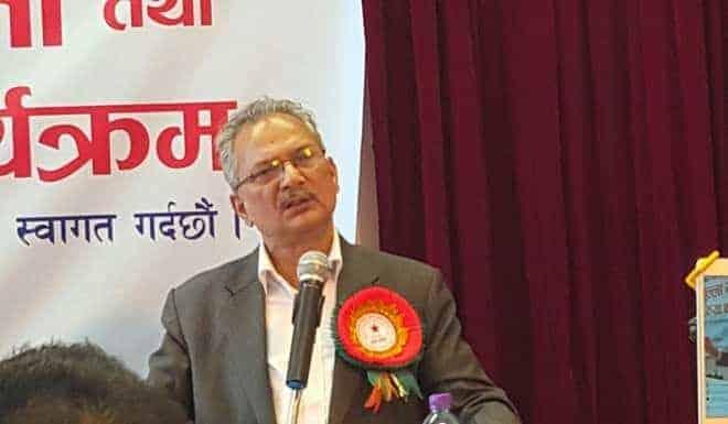 'भारतको सक्रिय साथबिना समृद्धि हासिल गर्न सकिन्न ':- पूर्वप्रम बाबुराम भट्टराई