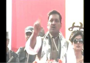 काठमाण्डौं भारतिय नेताले खुलमखुल्ला भने :-संबिद्यानमा सामित्व हुनुपर्छ