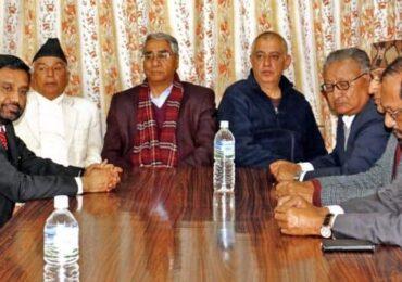 कांग्रेसले सरकारविरोधी र पार्टी अभियान एकसाथ चलाउने