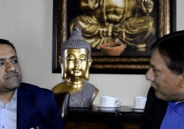 भिडियो अन्तरबार्ता – राम सी पोखरेलद्धारा एनआरएन अमेरिकाको अध्यक्ष पदमा उम्मेद्धारी घोषणा
