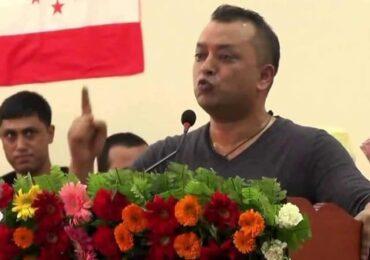 'नेपाली जनताको भावना र मर्मलाई बुझ्नु आवश्यक छ' :- मन्त्री थापा