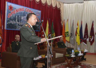 सुरक्षा चुनौति थपिएको भन्दै सेनालाई तयारी हुन सेनापतिको निर्देशन