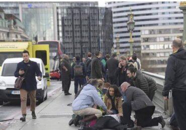 बेलायत संसद बाहिर आतंकवादी हमला