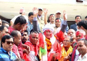 काठमाण्डौ महानगरका नयाँ मेयर बिद्यासुन्दर शाक्य  , को हुन् उनी ?