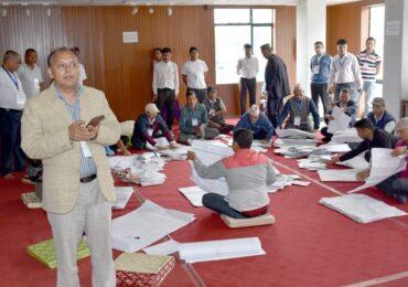 कांग्रेस र माओवादीको बहिस्कारले रोकेन पोखरा लेखनाथको मतगणना,बडा १६ ,१७ र १८ को गणना सुरु