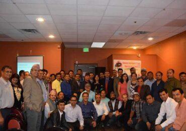 नेपालमा ब्यापार तथा लगानी बढाउन आग्रह गर्दै कोलोराडोमा कार्यपत्र प्रस्तुत