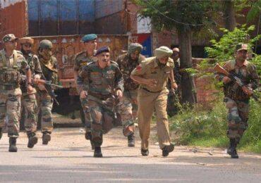 भारत र पाकिस्तानको सीमा क्षेत्र कस्मिरमा गोली हानाहान,सात जनाको मृत्यु