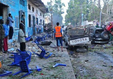 सोमालियामा शक्तिशाली विष्फोट, १४ जनाको मृत्यु