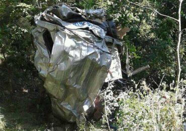 फेरि अर्को दुखद दुर्घटना ! गुल्मीमा माइक्रो बस खस्यो , ७ जनाको घटनास्थलमै मृत्यु