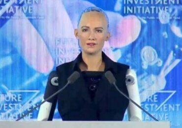 साउदी अरब रोबोटलाई नागरिकता दिने पहिलो मुलुक (भिडियो सहित)