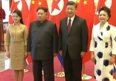उत्तर कोरियाली नेता किमले चीन भ्रमण गरेको पुष्टि
