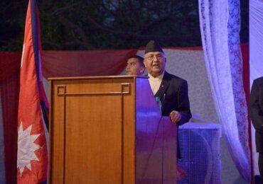 प्रवासी नेपालीको समस्या समाधानको पहल गर्छु: प्रधानमन्त्री ओली