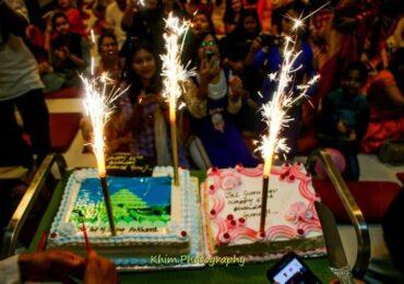 आर्ट अफ लिभिङ, पोखरामा श्रीश्री रवि शंकरजीको जन्मदिन मनाइयो (भिडियो)