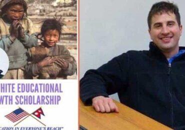 अमेरिकी प्रोफेसरद्वारा नेपाली विद्यार्थीका लागि छात्रवृत्ति घोषणा