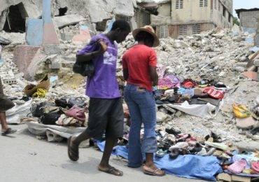 हेइटीमा शक्तिशाली भूकम्प