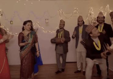 गीतकार घिमिरेको तिहार विषेश म्युजिक भिडियो सार्वजनिक (हेर्नुस् भिडियो)