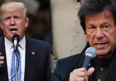 डोनाल्ड ट्रम्पले पाकिस्तानी प्रधानमन्त्रीलाई लेखे यस्तो पत्र