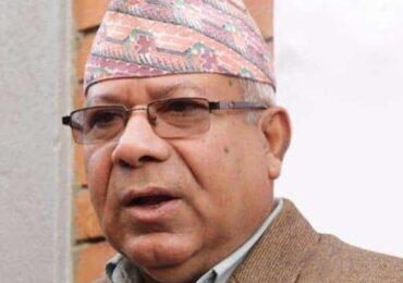 देशमा अशान्ति र अस्थिरता युगको अन्त्य: वरिष्ठ नेता नेपाल