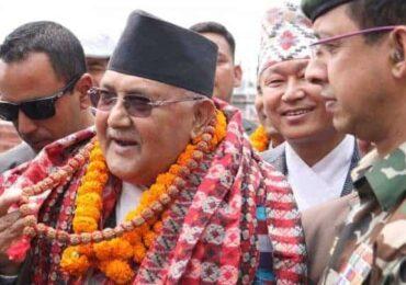 नेपाली समाजको वास्तविक हिरो 'मदन भण्डारी' : प्रधानमन्त्री ओली
