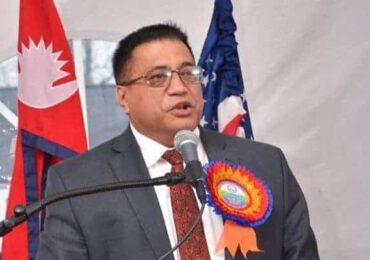 एनआरएनए अमेरिका निर्वाचन : अध्यक्षका प्रत्यासी सञ्जय थापाको चुनावी अभियान तिब्र
