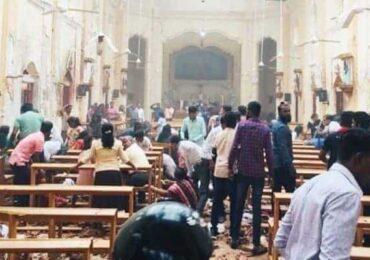 श्रीलंकामा बम विस्फोटः मृत्यु हुनेको संख्या  १८५ पुग्यो