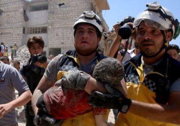 'सिरियामा दश दिनमा १०० भन्दा बढी गैरसैनिकको मृत्यु'