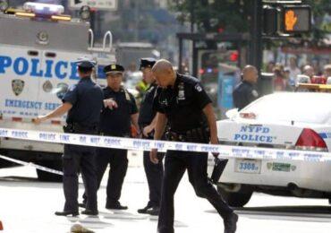न्यूयोर्कमा गोली चल्दा एकको मृत्यु, ११ घाइते