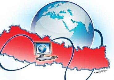 साउन १ गतेदेखि इन्टरनेट १३ प्रतिशत महँगो