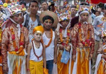 सांस्कृतिक उत्सव 'गाईजात्रा' आरम्भ हुँदै