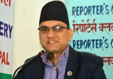दशैँ अघि एनआरएनले नेपाली नागरिकता सरहकै कार्ड पाउने पाउँछन् : कृष्णभक्त पोखरेल