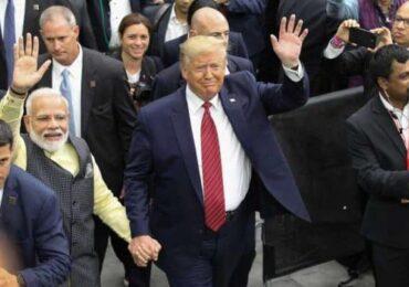 अमेरिकामा हलचल: सन् २०२० मा पनि ट्रम्प राष्ट्रपति बन्ने मोदीको विश्वास