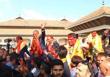 एनआरएनए निर्वाचनः अध्यक्षमा कुमार पन्त – अमेरिकाबाट छ जना विजयी