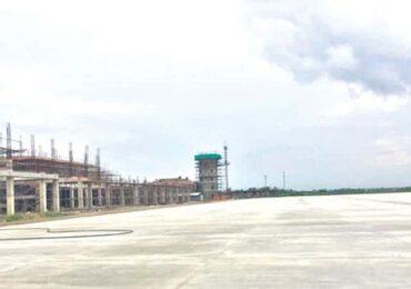 गौतमबुद्ध अन्तरराष्ट्रिय विमानस्थलः ८४ प्रतिशत काम सकियो, २०२० को मार्चभित्रै सञ्चालनको तयारी