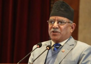 Republic bringing back territories lost during monarchy: Chairman Dahal