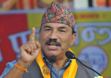 RPP Chair Thapa vows to establish party as strong force