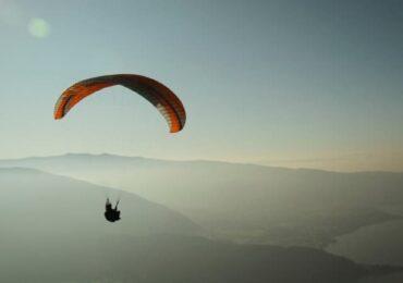 Paragliding to start on Deurali- Aaledanda in Ghandruk