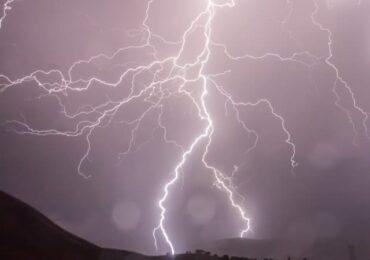 Lightning kills two women, one injured